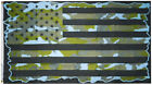 USA American 50 Star Tactical Military Camouflage Camo 100D 3x5 Flag Banner