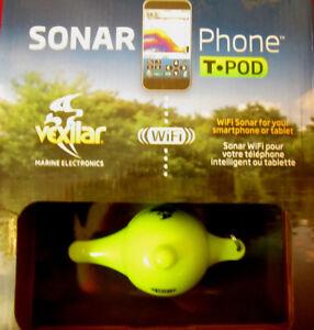 Vexilar Sonar Phone T-Pod Model SP100 Use With SmartPhones