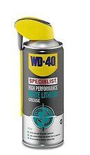 WD40 WD-40 Specialist White Lithium Grease Aerosol 400ml