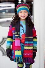 NWT CATIMINI Toddler Multicolor Hat Bonnet SZ T3