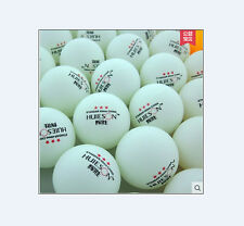 50Pcs New 3-Stars 40mm Olympic Table Tennis Balls Ping pong Balls White AAA333#
