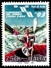 SELLOS DEPORTES ITALIA 1993 2021 CANOA KAYAK 1v.
