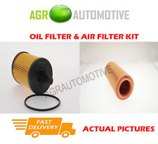 DIESEL SERVICE KIT OIL AIR FILTER FOR VOLKSWAGEN POLO 1.4 75 BHP 1999-01