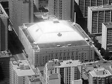 Toronto  Maple Leaf Gardens Opening Exterior, 8x10 B&W Photo