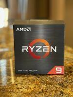 NEW! AMD Ryzen 9 5950X 16-Core 32-Thread Desktop Processor , SHIPS NOW 🚚💨