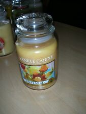 Yankee Candle Fruit Salad Rare and Hard to Find NEW