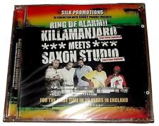 Music Ring De Alarm Killamanjaro Meets Saxon Studio Reggae Live Soundclash 2 CD