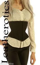 Corpiños y corsés de mujer de color principal negro 100% algodón