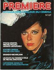 Magazine PREMIERE no 1