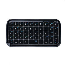 Mini Bluetooth Wireless Tastatur Keyboard For iPad-Laptop PC Android Tab PS3 BK
