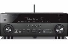 New Yamaha RX-A770 7.2CH A/V Receiver 4K Ultra HD 3D Bluetooth and Wi-FI