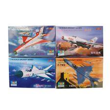 Trumpeter 1:144 4PCS Aircraft Fighter PLAAF PLA Military Model Assemble Kit