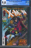 Uncanny X-Men 266 (Marvel) CGC 9.8 White Pages Facsimile Edition Reprint