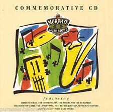 V/A - Murphy's Irish Stout: Commemorative CD (UK Murphy's Excl 8 Tk CD Album)