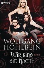 Wir sind die Nacht (Filmausgabe): Roman von Hohlbein, Wolfgang