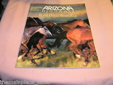 Arizona Highways Magazine November 1998 Wild Horse Roundup San Pedro River