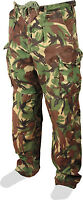 CAMO WORK TROUSERS DPM CAMO SOLDIER 95 BRITISH ARMY TRS GRADE 1 CADETS FISHING