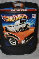 Hot Wheels 100 Cars Case Storage, Tara Toys, #20135, Made in USA, 2012