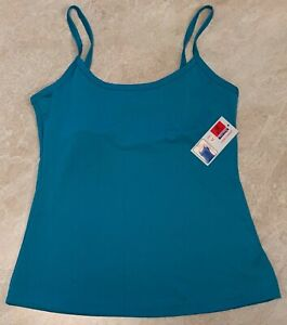 Ladies Stretchy Camisole/Adjustable Straps: S-M-L