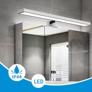 LED Bad Spiegelleuchte Aufbau-Lampe IP44 Badezimmer Beleuchtung Schminklicht 5W