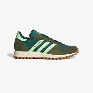 Mens adidas Originals Adidas TRX Vintage H02094 collegiate green/glow green/gum