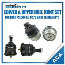 Upper Lower Front Ball Joint For Ford Falcon AU 1/2/3 BA BF Fairlane LTD Premium
