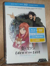 Eden of the East the Movie II: Paradise Lost (Blu-ray/DVD, 2011, 2-Disc Set)