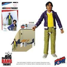 The Big Bang Theory Raj Figura de Acción Con Diorama Bif Bang Pow Nuevo (KB20)