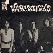 """VARIATIONS """"COME ALONG"""" ORIG FR 1969 HARD ROCK VG-/VG"""