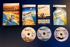 Microsoft Flight Simulator X: Gold Edition (PC: Windows, 2008) Acceleration Pack