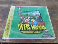 The Otter's Adventure - PC CD Computer game Windows Macintosh