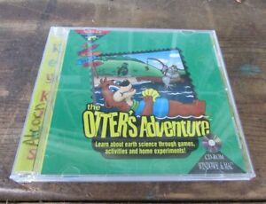 The Otter's Adventure (PC and MAC) Game Used Good Shape