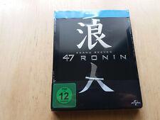47 RONIN Blu-Ray Steelbook EU Import Region B Keanu Reeves Brand New and Sealed