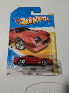 🔥 HOT WHEELS 1985 CHEVROLET CAMARO IROC-Z RaRe  🔥