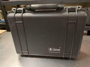 Pelican 1500 Protector Case Black Soft Foam Insert