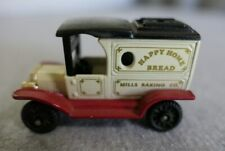 "Vintage 1977 Tomy Tomica T Ford ""Happy Home Bread Mills Baking Co"" Truck F11-2"