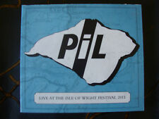 Slip Double: PIL : Live At The Isle Of Wight Festival 2011 : 2 CDs Lydon Pistols