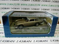 voiture 1/43 Test ATLAS 007 JAMES BOND : ASTON MARTIN DB5 Goldfinger