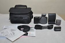 Sony Alpha NEX-3 14.2MP Digital Camera (Black) Body Only+Accessories, Excellent!