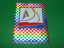 N°60 BADGE ECUSSON STADE MALHERBE CAEN SM PANINI FOOT 94 FOOTBALL 1993-1994