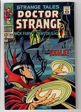 Strange Tales #168 (Vol. 1) – Grade 6.0 – Doctor Strange & Nick Fury