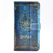 Harry Potter Diary Planner Journal Leather Flip Wallet Card Case For iphone 6 6S
