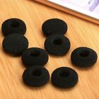 30X Black Replacement Headphone Earpads Headset Soft Sponge Foam Cover Ear Pads