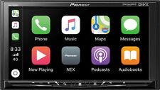 "Pioneer Dmh-1500Nex 7"" Touchscreen CarPlay Android Auto Digital Multimedia Rcvr"