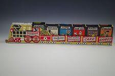 1946 DISNEYLAND EXPRESS WALT DISNEY'S FANTASYLAND CARD GAMES, BAMBI, MICKEY