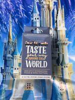 Disney Epcot Food & Wine Festival 2020 Mystery Box 2x Pin New