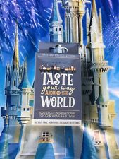 Disney Epcot Food & Wine Festival 2020 Mystery Box 2x Pin New