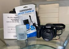 Canon PowerShot SX530 HS (9779B001) 16.0MP Digital Camera – Blacj