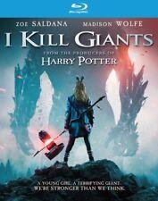 I Kill Giants (Blu-Ray) NEW