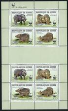 GUINEA - 2009 WWF 'GIANT FOREST HOG' Miniature Sheet MNH [6327]
